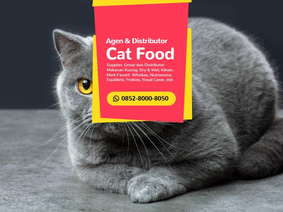 Grosir Cat Food